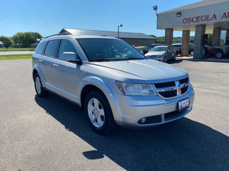 2010 Dodge Journey for sale at Osceola Auto Sales and Service in Osceola WI