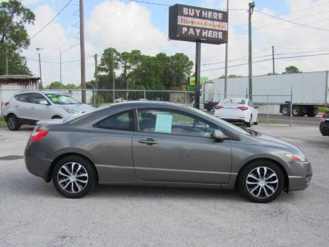 2010 Honda Civic for sale at Checkered Flag Auto Sales EAST in Lakeland FL