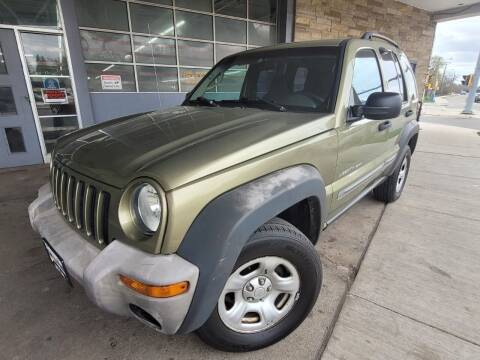 2003 Jeep Liberty for sale at Car Planet Inc. in Milwaukee WI