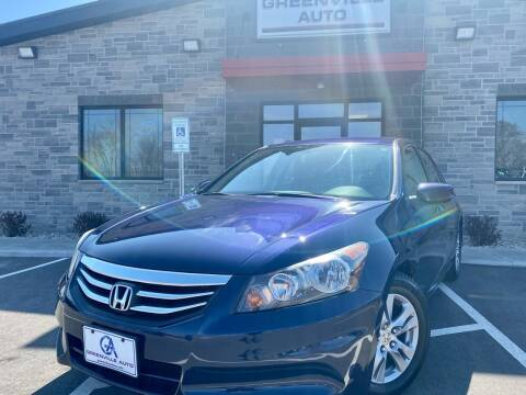 2012 Honda Accord for sale at GREENVILLE AUTO in Greenville WI