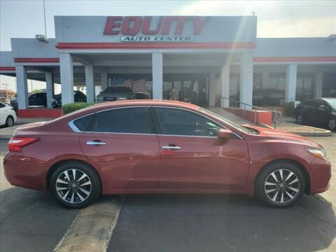 2016 Nissan Altima for sale at EQUITY AUTO CENTER in Phoenix AZ
