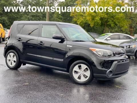2015 Kia Soul for sale at Town Square Motors in Lawrenceville GA