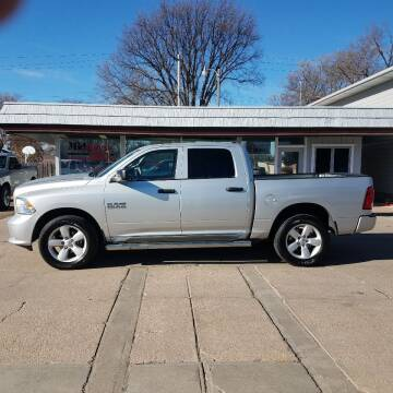 2015 RAM Ram Pickup 1500 for sale at Midtown Motors in North Platte NE