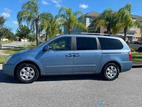 2009 Kia Sedona for sale at Play Auto Export in Kissimmee FL