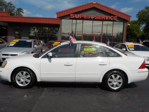 2006 Ford Five Hundred for sale at Super Service Used Cars in Milwaukee WI