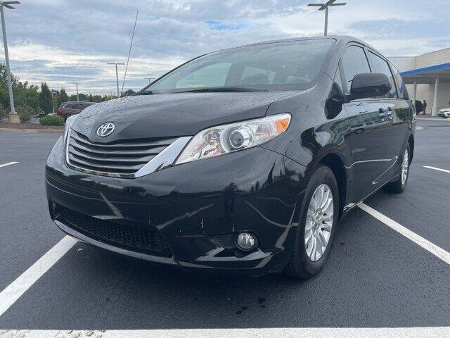 2012 Toyota Sienna for sale at Southern Auto Solutions - Lou Sobh Honda in Marietta GA