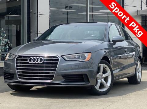 2016 Audi A3 for sale at Carmel Motors in Indianapolis IN