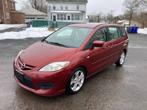 2009 Mazda MAZDA5 for sale at ENFIELD STREET AUTO SALES in Enfield CT
