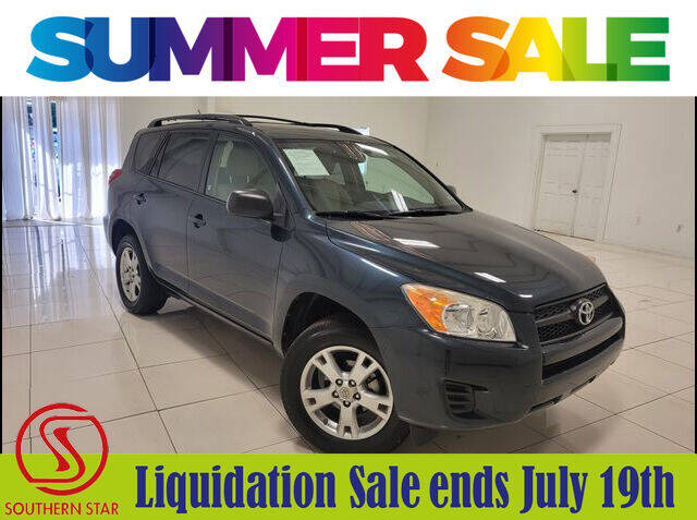 2011 Toyota RAV4 for sale at Southern Star Automotive, Inc. in Duluth GA