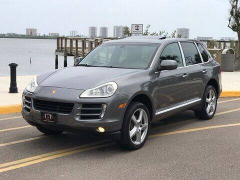 2008 Porsche Cayenne for sale at Orlando Auto Sale in Port Orange FL