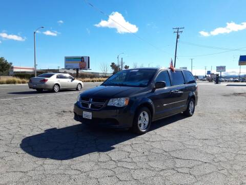 2012 Dodge Grand Caravan for sale at Autosales Kingdom in Lancaster CA