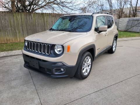 2015 Jeep Renegade for sale at Harold Cummings Auto Sales in Henderson KY
