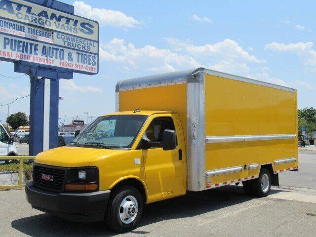 2017 GMC Savana Cutaway for sale in La Puente, CA
