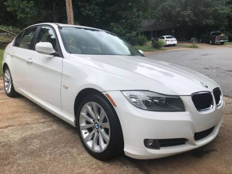 2011 BMW 3 Series for sale at Don Roberts Auto Sales in Lawrenceville GA