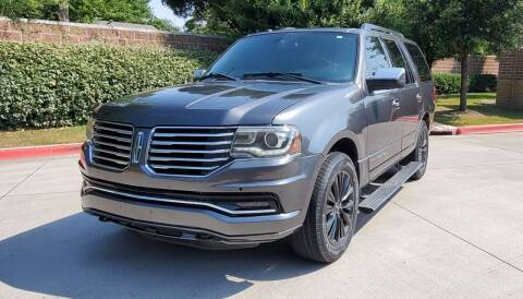 2015 Lincoln Navigator for sale at International Auto Sales in Garland TX