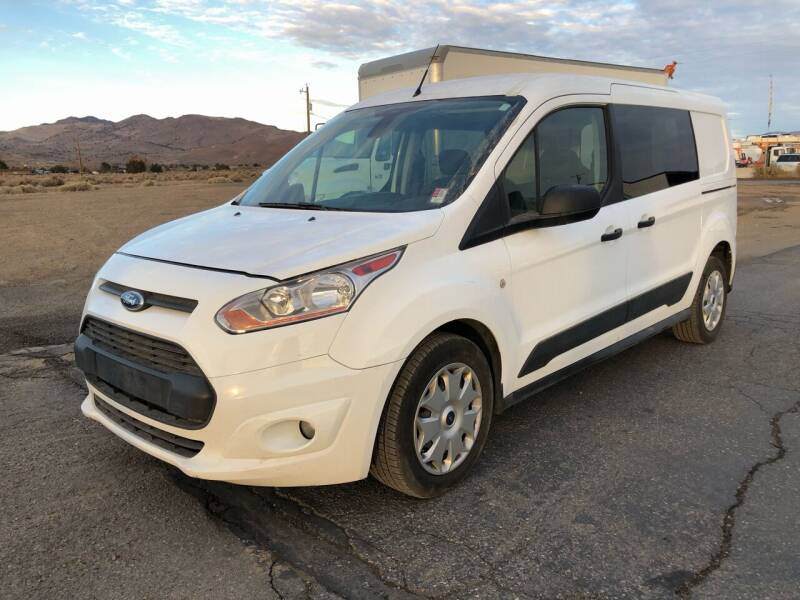 2016 Ford Transit Connect Cargo for sale at Brand X Inc. in Mound House NV