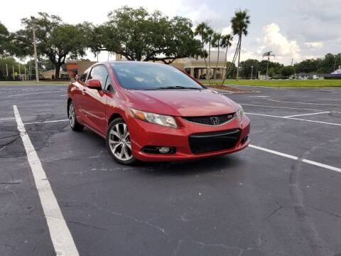 2012 Honda Civic for sale at Exxact Cars in Lakeland FL