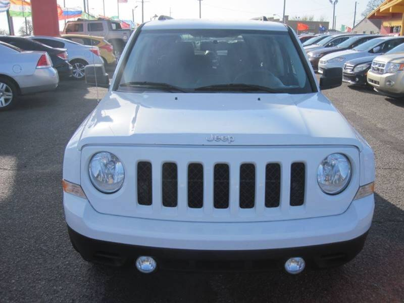2011 Jeep Patriot for sale at T & D Motor Company in Bethany OK
