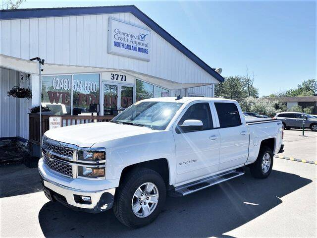 2015 Chevrolet Silverado 1500 for sale at North Oakland Motors in Waterford MI