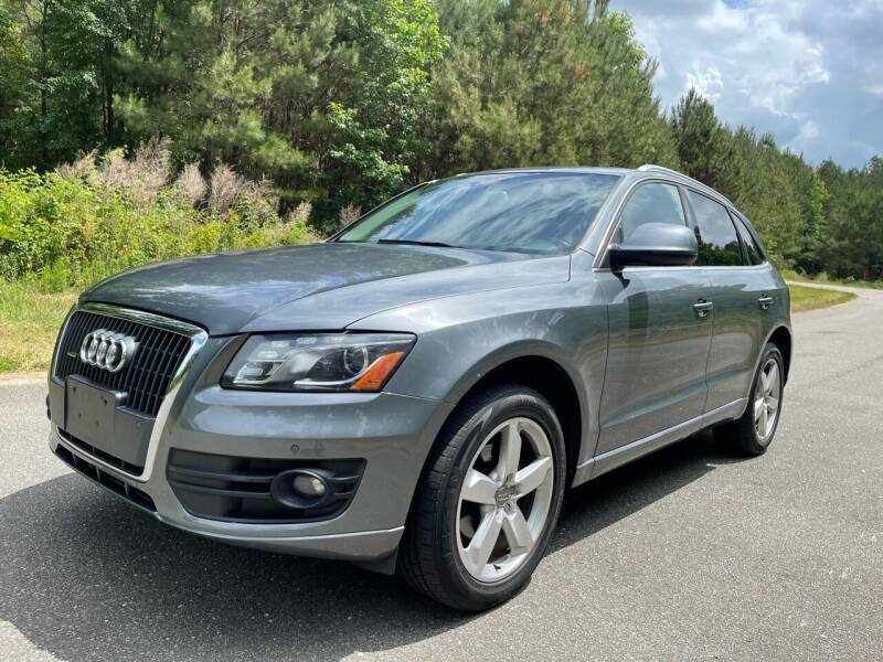 2012 Audi Q5 for sale at Carrera AutoHaus Inc in Clayton NC