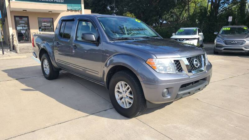 2017 Nissan Frontier for sale at Dunn-Rite Auto Group in Longwood FL