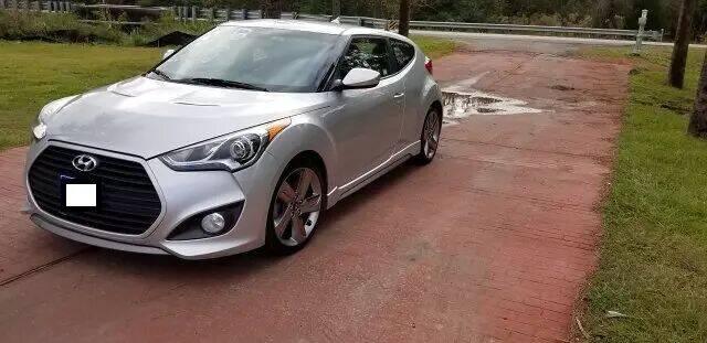 2013 Hyundai Veloster Turbo for sale at Special Finance of Charleston LLC in Moncks Corner SC