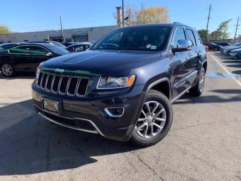 2016 Jeep Grand Cherokee for sale at EUROPEAN AUTO EXPO in Lodi NJ