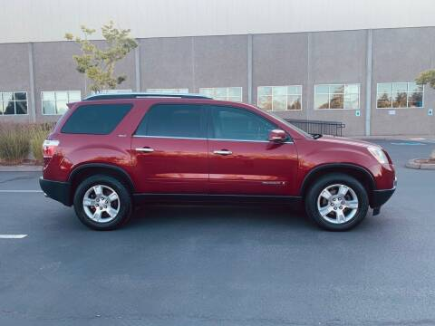 2008 GMC Acadia for sale at Car One Motors in Seattle WA