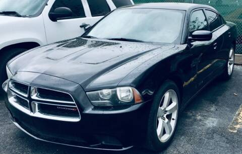 2013 Dodge Charger for sale at RD Motors, Inc in Charlotte NC