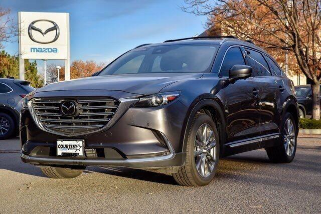 2018 Mazda CX-9 for sale at COURTESY MAZDA in Longmont CO