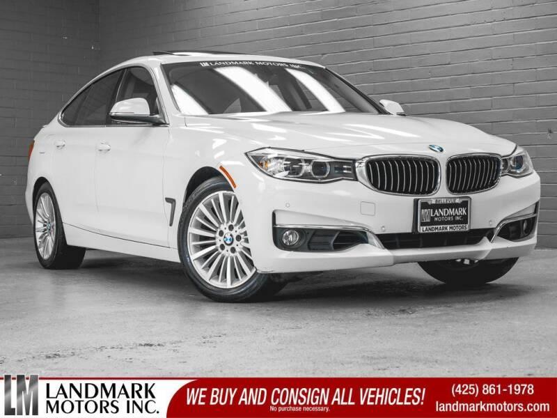 2014 BMW 3 Series for sale in Bellevue, WA