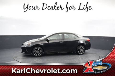 2018 Toyota Corolla for sale at Karl Pre-Owned in Glidden IA