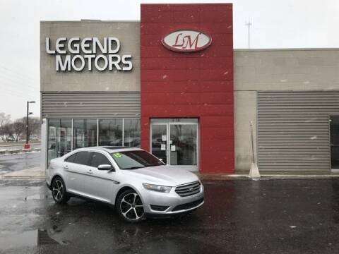 2015 Ford Taurus for sale at Legend Motors of Waterford - Legend Motors of Ferndale in Ferndale MI