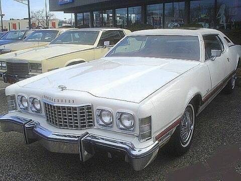 1976 Ford Thunderbird for sale at Black Tie Classics in Stratford NJ