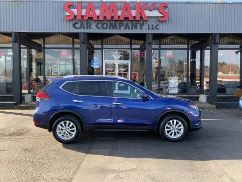 2017 Nissan Rogue for sale at Siamak's Car Company llc in Salem OR