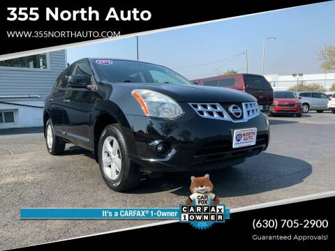 2013 Nissan Rogue for sale at 355 North Auto in Lombard IL