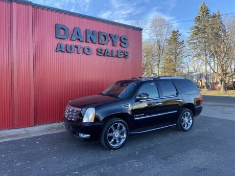 2009 Cadillac Escalade for sale at Dandy's Auto Sales in Forest Lake MN