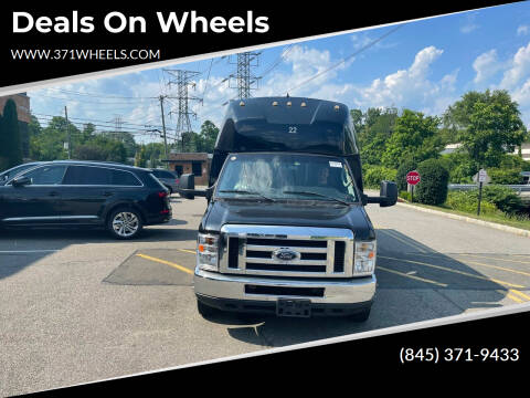 2013 Ford E-Series Chassis for sale at Deals on Wheels in Suffern NY