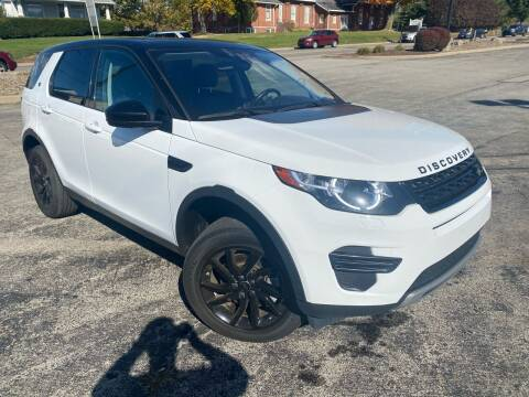 2017 Land Rover Discovery Sport for sale at Newport Auto Group in Austintown OH