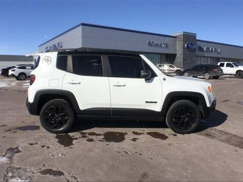 2017 Jeep Renegade for sale at Schulte Subaru in Sioux Falls SD