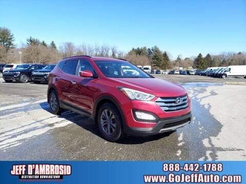2013 Hyundai Santa Fe Sport for sale at Jeff D'Ambrosio Auto Group in Downingtown PA