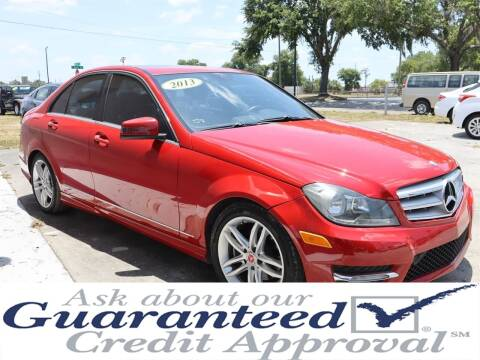 2013 Mercedes-Benz C-Class for sale at Universal Auto Sales in Plant City FL