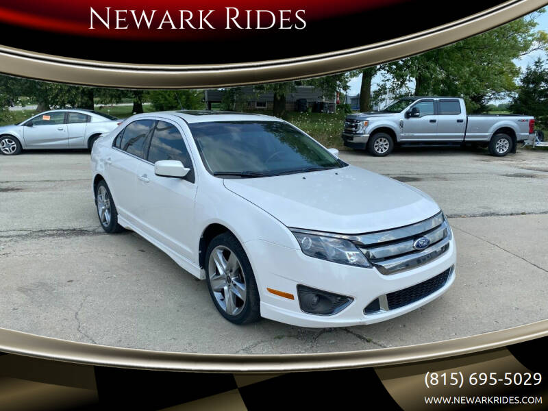 2012 Ford Fusion for sale in Newark, IL