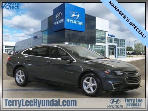 2017 Chevrolet Malibu for sale at Terry Lee Hyundai in Noblesville IN