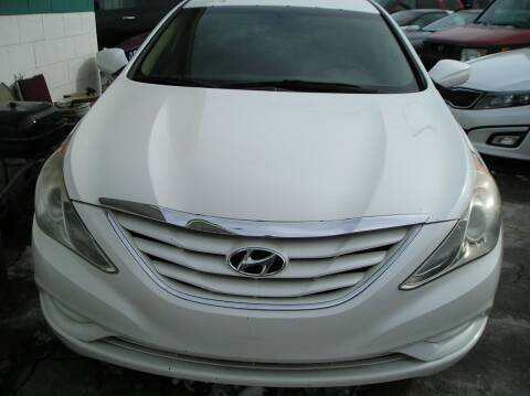 2011 Hyundai Sonata for sale at ZJ's Custom Auto Inc. in Roseville MI