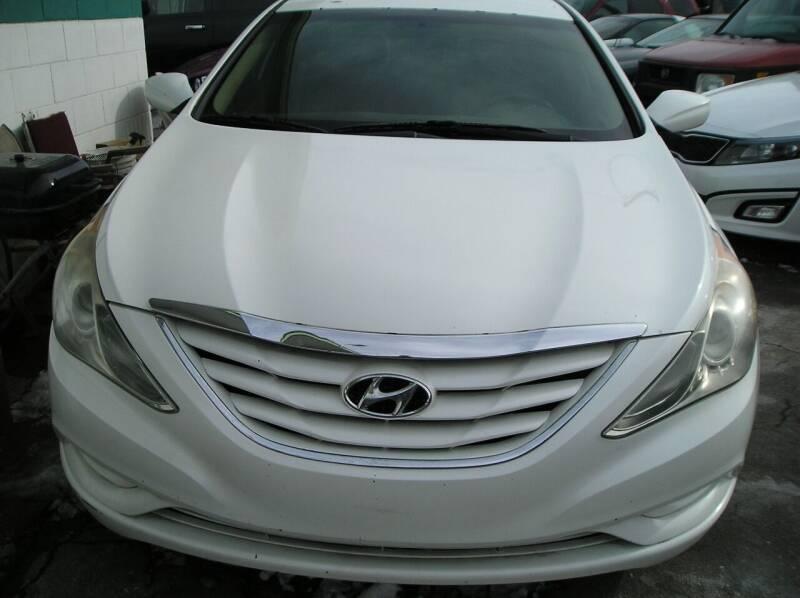 2011 Hyundai Sonata for sale at ZJ's Custom Auto Inc. in Roseville MI