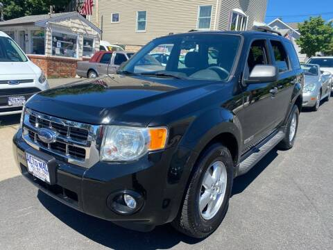2008 Ford Escape for sale at Express Auto Mall in Totowa NJ