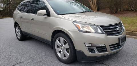 2014 Chevrolet Traverse for sale at Chris Motors in Decatur GA