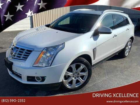 2015 Cadillac SRX for sale at Driving Xcellence in Jeffersonville IN