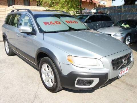 2011 Volvo XC70 for sale at R & D Motors in Austin TX
